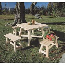Mainstay Patio Furniture Company by Rustic Natural Cedar Furniture Company Set Of 2 Cedar Log Benches