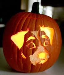 Boston Terrier Pumpkin Pattern by Kids U0027 Krafts Trick Or Treaters May Howl When They See This
