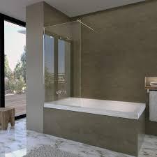 spritzschutzwand für badewannen glaswerk24