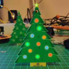 Christmas Flip Trees