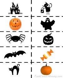 Halloween Scavenger Hunt Clue Cards by East Coast Mommy Halloween Scavenger Hunt With Free Printable