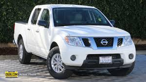 100 Truck Rental San Jose PreOwned 2014 Nissan Frontier SV Crew Cab Pickup In
