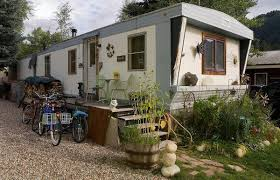 Zach Ornitz Special To The Denver PostA Lively Decorated Mobile Home Located On Cottonwood Lane