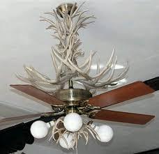 Menards Ceiling Fan Light Shades by Rustic Antler Ceiling Fan Ideas Modern Ceiling Design