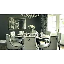 Used Baker Furniture Dining Room Table Chairs