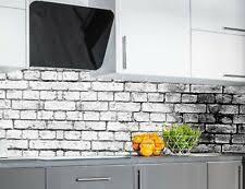 komplett küchen ausstattung küchenrückwand steinwand sp674