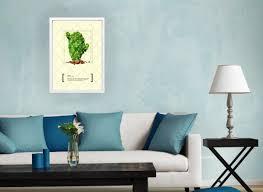 poster kaktus vermessung