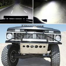 Features 52 Inch 600w Quad Row Curved Led Work Light Bar Flood Lamp ... Xuanba 6 Inch 70w Round Cree Led Work Light For Atv Truck Boat Rigid 40337 Fog Brackets Chevy Silverado 2500hd 3500hd Complete Suv Backup Reverse Lighting Kit With Rigid 4inch 18w Led Spot Bar Offroad Pods Lights 4wd Amazonca Accent Off Road United Pacific Industries Commercial Truck Division Monster 16led Extrabright Flood Cross Vehicle Arb 44 Accsories Intensity 4x4 Modular Stackable 10w High Power 4wd Trucklitesignalstat 5 X In 9 Diode Black Rectangular 846 Lumen Watch Bed Beautiful Outdoor Trucks Best Price Tcx 16 3w