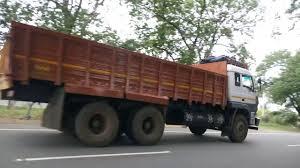 100 Tc Trucking Tata LPT 2521 2518 TC Multi Axle Truck 10 Wheeler MAT Powerfull