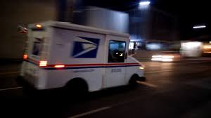 USPS Postal Delivery Truck Rushing Through Traffic At Night. 4K UHD ... Usps Delivery Truck Order Awarded To Morgan Olson Trailerbody The Us Postal Service Is Working On Selfdriving Mail Trucks Wired Next Truck Will Look Kind Of Hilarious Autoguidecom News Services Big Edge No Parking Tickets Sfgate Shocking Footage Shows Mail Crushing Pedestrians Postal Service Mail Truck Collection Scale135 400231481690 Ebay This What Fords Protype Looks Like United States Editorial Photo Image Carrier 63 Dies The Job In 117degree Heat Wave Peoplecom Greenlight 164 Llv W Cheap Toy With Sliding Doors Youtube