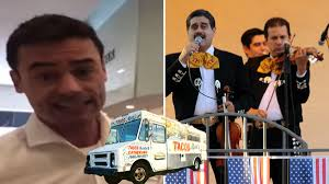 The Internet Raised $1K To Send Taco Truck, Mariachi Band To Racist ... Xhamster Sent A Taco Truck To Trump Tower In Nyc Album On Imgur Los Viajeros Food Kimchi Driving Me Hungry New York City Family Diy Halloween Costume Idea For Babies And Crowds Line The Streets Famous Coyo Cuisine Cooked Tasting The At High Line Street Cupcake Stop Ny Cupcakestop Talk Boca Phoenix Trucks Roaming Hunger Archives Mobile Cuisine Pop Up Coverage Cart Wraps Wrapping Nj Max Vehicle Kirsten Inwood Ryan Flickr