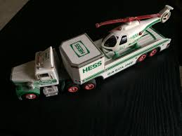 100 Hess Toy Truck Values Storytime S Janeil Harricharan