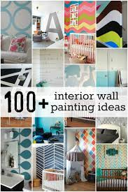 100 Interior Wall Painting Ideas At Remodelaholic Walls Design
