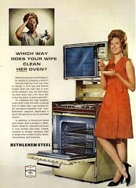 Vintage Ad For Kitchen Appliance
