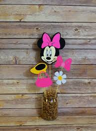 Baby Minnie Mouse Baby Shower Theme by Baby Shower Ideas