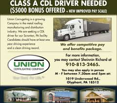 Class A CDL Driver Needed, Union Corrugating Company Customer Testimonials Class A Cdl Truck Driver For A Local Nonprofit Oncall Amity Or Driving Jobs Job View Online Schneider Trucking Find Truck Driving Jobs In Ga Cdl Drivers Get Home Driversource Inc News And Information The Transportation Industry 20 Resume Sample Melvillehighschool For Study Why Veriha Benefits Of With Memphis Tn Best Resource Class Driver Louisville Ky 5k Bonus