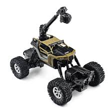 100 Waterproof Rc Trucks For Sale Hot S RC Car 116 RC Climbing Car RTR WiFi FPV 03MP