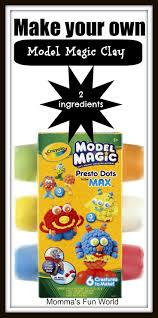 Crayola Bathtub Fingerpaint Soap Ingredients by Homemade Model Magic Vs Crayola Model Magic Model Magic Air Dry