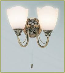 brass wall lights with switch home design ideas