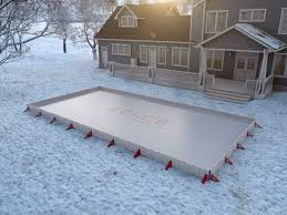 EZ ICE - 60 Minute Backyard Ice Rink - The Green Head Hockey Rink Boards Board Packages Backyard Walls Backyards Trendy Ice Using Plywood 90 Backyard Ice Rink Equipment And Yard Design For Village Boards Outdoor Fniture Design Ideas Rinks Homemade Outdoor Curling I Would Be All About Having How To Build A Bench 20 Or Less Amazing Sixtyfifth Avenue Skating Make A Todays Parent