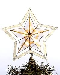 Traditional Star Tree Topper Christmas Ornament