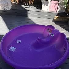 BNWT Elephant Spray Kids Wading Pool
