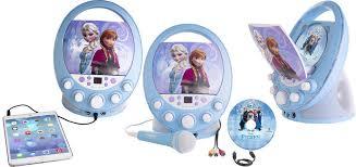 Frozen Bathroom Set At Walmart by Disney Frozen Flashing Lights Karaoke Machine Walmart Com