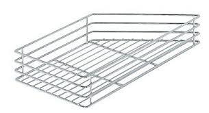 kesseböhmer diagonal einhängekorb 52 für comfort unterschrankauszug chrom matt ebay
