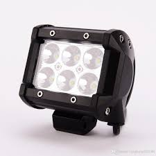 18W LED Work Light Spot Driving Fog Light For Motorcycle Tractor ... 12v 18w 6led Waterproof Led Headlights Flood Work Light Motorcycle 4pcs 4inch Work Light Bar Driving Flood Beam Suv Atv Jeep New 4inch 57w Lights Offroad Led Bar Trucks Boat 4x4 4wd Atv Uaz Suv Driving 2pcs 18w Flood Beam Led Work Light 12v 24v Offroad Fog Lamp Trucks Truck Lite Spot With Ingrated Mount 81711 Trucklite 50 Inch 250w Spotflood Combo 21400 Lumens Cree Signalstat Stud Mount Oval Lot Two Mini 27w 9 Worklights Fog For Tractor Xrll 27w Forklift Square Cube Pods Flush