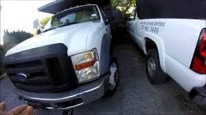 100 Ford F450 Dump Truck F450 Dump Truck Mulch Estimate YouTube