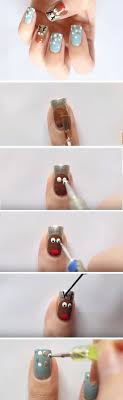 20+ DIY Christmas Nail Art Ideas For Short Nails | Short Nails ... Easy Nail Art Images For Short Nails Nail Designs For Short Art Step By Version Of The Easy Fishtail 2 Diy Animal Print Cute Ideas 101 To Do Designs 126 Polish Christmas French Manicure On Glomorous Along With Without Diy Superb Arts Step By Youtube Tutorial Home Glamorous At Vintage Robin Moses Diy Simple