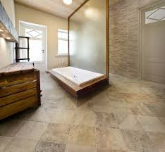 decor traditional bathroom with diy wood vanity and white ceramic