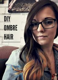 BEAUTIFUL BLENDINGS At Home DIY ombre hair tutorial