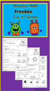 Halloween Multiplication Worksheets 4th Grade by Best 25 Halloween Math Worksheets Ideas On Pinterest Halloween