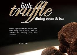 Little Truffle Category Fine Dining Room Bar