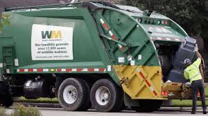 Waste Management Fuels Its Trucks Off Trash