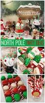 Outdoor Christmas Decorations Ideas On A Budget by Best 25 North Pole Ideas On Pinterest North Pole Holiday
