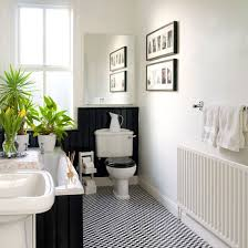Gray And Yellow Bathroom Decor Ideas by 71 Cool Black And White Bathroom Design Ideas Digsdigs
