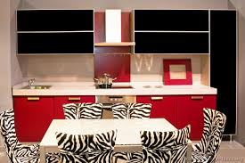 Red And Black Kitchen Designs Of Well Images About Kitchens On Pinterest French Minimalist