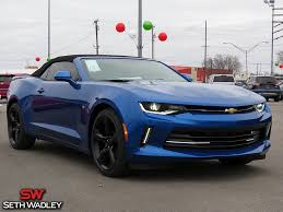 2018 Chevy Camaro LT RWD Convertible For Sale In Ada OK - J0141704