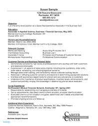 Call Center Representative Resume Examples Personal Trainer Free Sample Customer Service