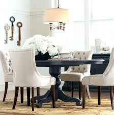 Round Dining Table Decor Wonderful Best Black Ideas On Room Pinterest