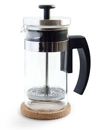 Compact 12 Ounce French Press Coffee Maker