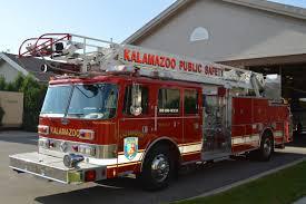 100 Fire Truck Power Wheels Apparatus Kalamazoo Public Safety