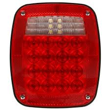 Signal-Stat, LED, Red/Clear Acrylic Lens, LH, Combo Box Light, 3 ... 4 Inch Red 24 Led Round Stopturntail Truck Trailer Light 3 Wire Db5061 24v 90leds 7 Functions Universal Led Truck Rear Light For Emark 140mm 20led Stop Tail Lights Amber Left Right Atomic Strobing Cab Marker Kit Ford Aw Direct 21 Series High Mounted 16 Diode Rectangular Amazoncom Lamphus Sorblast 34w Cstruction Tow Quick Attacklight Rescueheiman Fire Trucks 2018 12 Led Turn Flush Mount Lite Headlights Rigid Industries 55001 Wrangler Jk Headlight Trucklite Pair Luxury Fog F24 In Stunning Image Selection With 44104y Super 44 Flange Yellow Warning