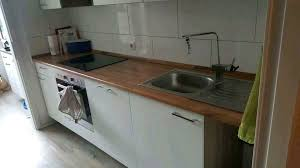 küchenzeile ca 3 meter mit elektrogeräte ohne ebk