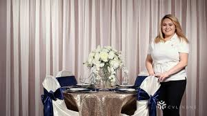 Simple DIY Wedding Table Set Up - Navy And Champagne - YouTube How To Tie A Universal Satin Self Tie Chair Cover Video Dailymotion Cv Linens Whosale Wedding Youtube Ivory Ruched Spandex Covers 2014 Events In 2019 Chair Covers Sashes Noretas Decor Inc Universal Satin Self Tie Cover At Linen Tablecloth Economy Polyester Banquet Black Table Lamour White Key Weddings Ruched Spandex Bbj Simple Knot Using And 82 Awesome Whosale New York Spaces Magazine