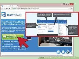 configuration pc bureau how to access your work computer from home with pictures