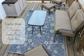 Walmart Outdoor Rugs 8x10 by Decorating Simple Brown Outdoor Rugs Walmart With Black List For