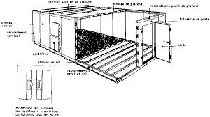 comment construire chambre froide conservation des grains en régions chaudes stockage en sacs